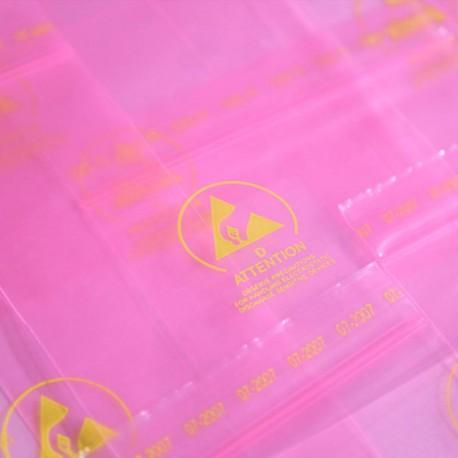 80 x 120 x 0,05 mm, VE 1.000 Stck., Druckverschlussbeutel low charging