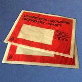 Format: C6 / 175 x 120 mm, VE 1.000 Stück, Lieferscheintaschen bedruckt